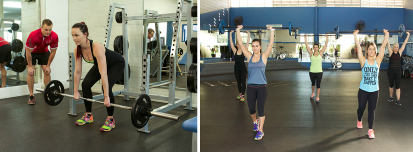 Women Lifting BodySwitch