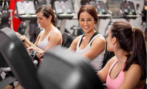 Lose weight, tone up or get fit and workout as a team