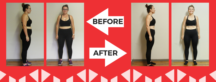 Lose weight, tone up or get fit with BodySwitch's 8 week team transformation challenge